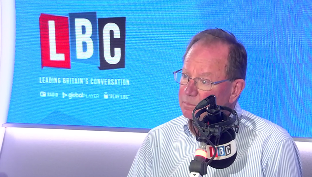 Professor Stephen Holgate, Special Adviser from the Royal College of Physicians, talks to LBC's Nick Ferrari about London's air pollution, its impact on our health and how people can help improve the air quality in the capital.
